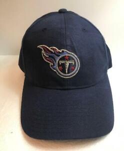 Tennessee Titans Women's Crystal Bling Baseball Hat Cap
