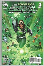 WAR OF THE GREEN LANTERNS AFTERMATH # 1 * VARIANT * NEAR MINT
