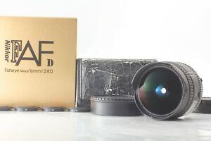[MINT]  Nikon AF Fisheye NIKKOR 16mm f/2.8 D Lens F Mount from JAPAN
