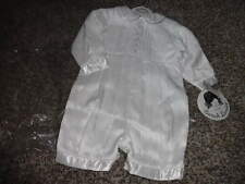 NWT NEW SARAH LOUISE 3M 3 MONTHS GORGEOUS OUTFIT CHRISTENING BAPTISM