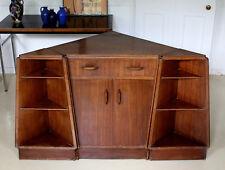 G Plan Bureau Bookcase Modular Corner Sideboard Cabinet Retro Vintage E Gomme