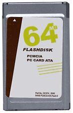 64MB PCMCIA ATA Flash Card (p/n ATA-64MB-MT)