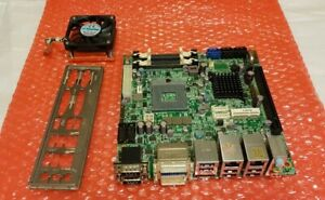 iBASE Intel QM67 Motherboard Mini-ITX 6X SATA Dual LAN PCIe NAS Server FreeNAS