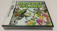 Nanda's Island (Nintendo DS, 2011) NDS 2DS 3DS NEW