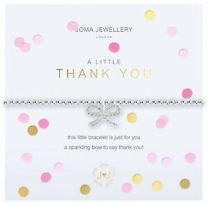 Joma Jewellery Bracelet- Thank You