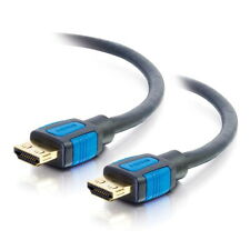 C2G 40ft High Speed HDMI Type-A Cable w/Gripping Connectors