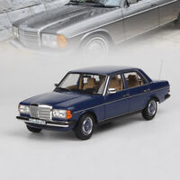 NOREV COLLECTORS 1:18 Scale 1982 Mercedes-Benz 200 (W123) Diecast Car Model