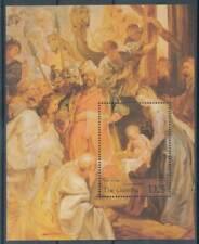 Weihnachten & Feiertage 267833 Gambia Nr.1419-1430** Weihnachten Gemälde