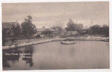 Harwich Cox's Pond Essex Postcard, B685