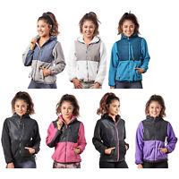 Alta Women's Two-Tone Full-Zip Fleece Jacket - Multiple Colors