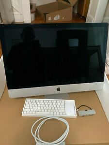 Apple iMac 27in Retina 5K Display 2.0TB SSD, Intel Core i7 10th Gen. 3.80 GHz,