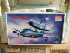 Modelkit Minicraft Space Shuttle + Nasa Transport on 1:288 in Box