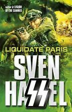 Liquidate Paris and Court Martial by Sven Hassel (2007, Paperback) Two books