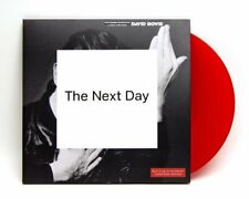 David Bowie The Next Day Limited Edition Paul Smith Red Vinyl Double LP & CD NEW