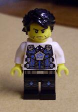 Lego Ultra Agents - Agent Jack Fury Figur ( Agenten schwarz Furi ) Neu