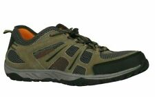 NWT - Ozark Trail Men's Bungee Drainage Low Hiker Sandal Shoe - Brown - US 7