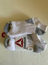Reebok Performance Training Ankle Socks 10-13