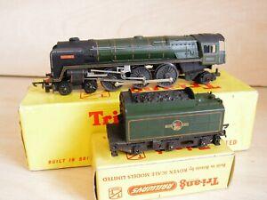 Tri-ang TT - T97 Britannia Locomotive & Tender