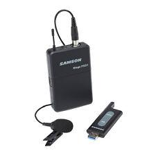 Samson Stage XPD1 Presentation USB Digital Wireless Microphone System