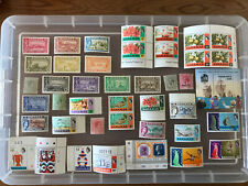 Bahamas Stamps unchecked collection. Mint