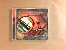 RARE CD / FRANCOFOLIES / DU CHANTIER AUX 1ERES FRANCOS CHRONIQUE 5 / NEUF CELLO