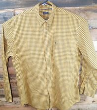 Arrow Men's XL Button Down, Front L/S Shirt  #KC096