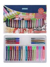 Stylex Glitter Glue 24 Tuben je 10g