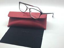 Guess Eyeglasses GU2550 GU/2550 002 Black/Silver Full Rim Optical Frame 52mm