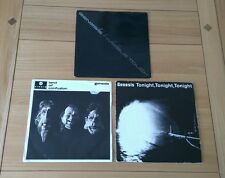 Genesis Job Lot 3x UK Invisible Touch Land Of Confusion Tonight Pic Sleeves Prog