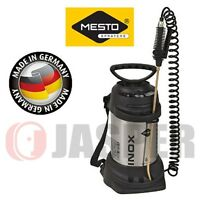 Mesto 1.32 Gallons (5L) Sprayers Stainless Steel 6 Bar 3595 Inox Made In Germany