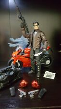 The Red Hood Jason Todd/ With Light Up Eyes!!!DC Universe Marvel Legends batman