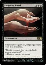 SANGUINE BOND M10 Magic 2010 MTG Black Enchantment RARE