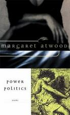 Power Politics: Poems: By Atwood, Margaret