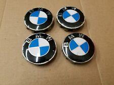 BMW OEM 2007-2016 X5 Z4 Set Plastic Center Cap Hub Dust Cover 3613 6 783 536