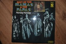 Mamas & Papas(Vinyl LP)Monday Monday-Sounds Superb-SPR 900525