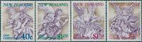 New Zealand 1990 SG1569-1572 Christmas set MNH