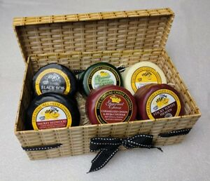 6 x 'Lucky Dip' Cheese Selection 200g Wax Truckles