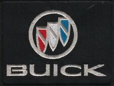 BUICK SEW/IRON ON PATCH EMBROIDERED BADGE SKYLARK ELECTRA 225 WILDCAT RIVIERA