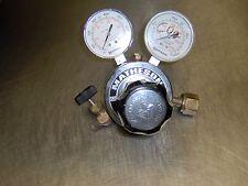 Matheson Model 8-320 Pressure Regulator Dual Gauges