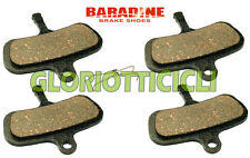 BARADINE SET 4 PASTIGLIE ORGANICHE/METAL  X AVID CODE