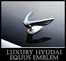 Hyundai LUXURY EQUUS 2010~ GENUINE OEM PART Ornament Emblem Hood wing 863203N000