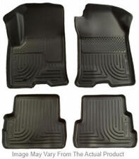 For: CHEVROLET CAMARO FRONT and SECOND SEAT Floor Liners 4 Piece Kit 2010-2012