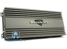 ZAPCO Z-2KD AMP MONOBLOCK 2050W RMS CLASS D BASS SUB CAR AMPLIFIER Z-2KW NEW