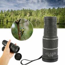 40X60 HD Monocular Telescope Optics Day Night Vision Hunting Camping Hiking