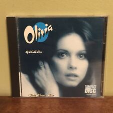 Olivia Newton-John Let Me Be There CD MCA Records MCAD-31017 Vintage 1973,1980