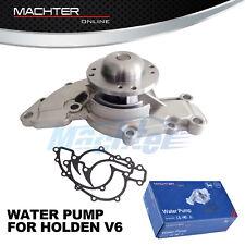 Holden Commodore V6 Water Pump VN VP VR VS VT VU VX VY 1988-7/2004 W Gasket 3.8L