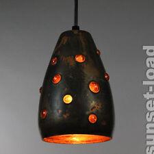 Péndulo lámpara raak Nanny still McKinney vidrio cobre Países Bajos para 1960 #3/6