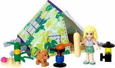Lego Friends Jungle Accessory Set Stephanie Tent Camping 850967