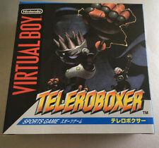Teleroboxer (Brand New) Nintendo Virtual Boy