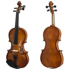 Student 1/4 Student Violin With Bow Case, Rosin, Pitch Pipe
